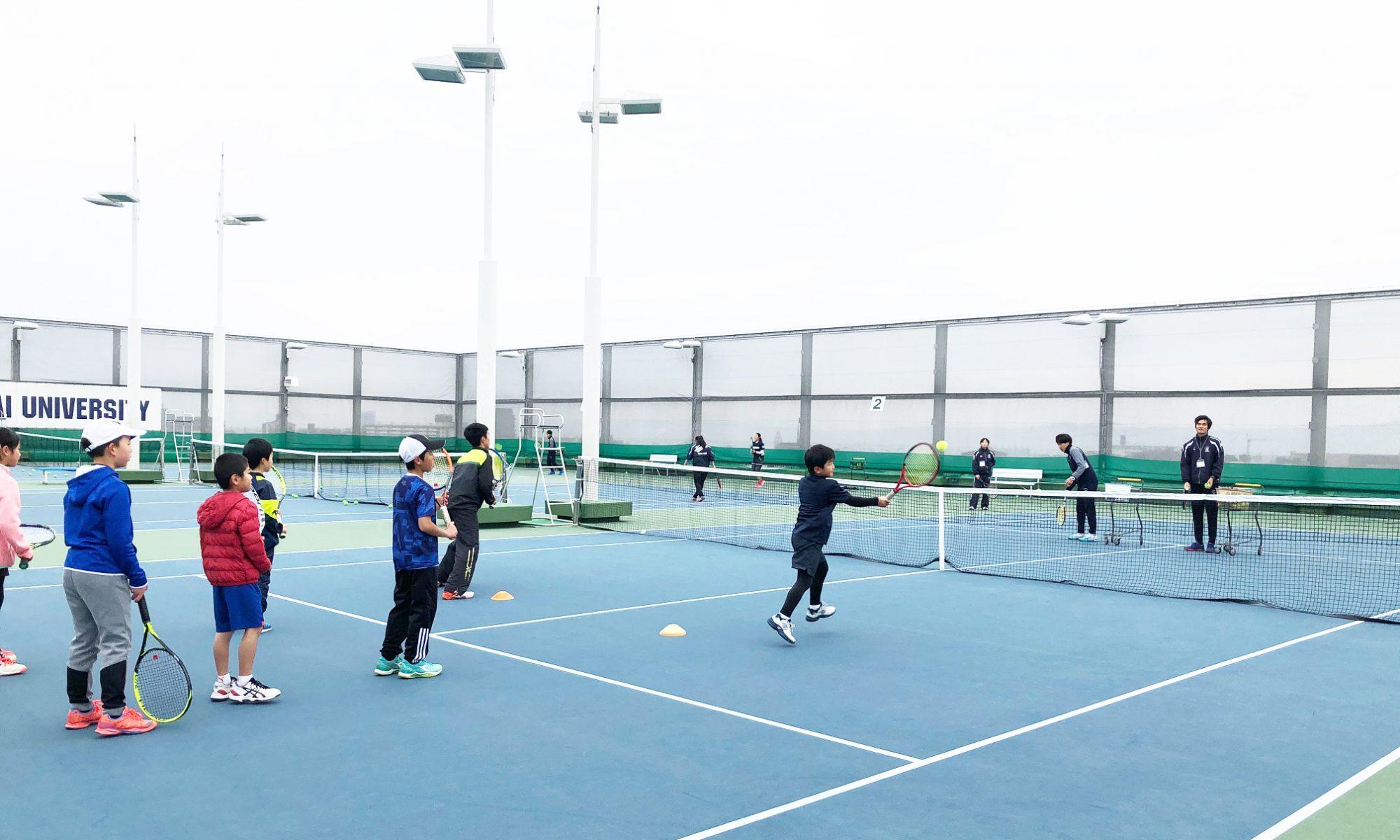 関西大学カイザーズクラブ テニスカレッジ