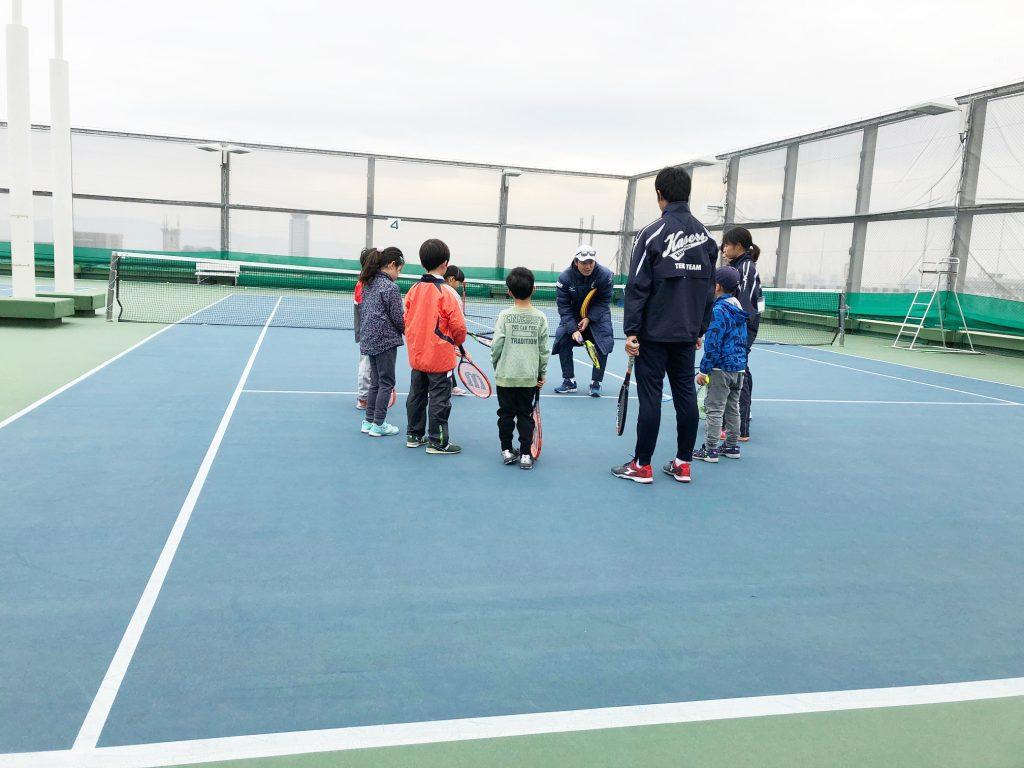 カイザーズクラブテニスカレッジ